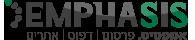 Emphasis – אמפסיס – פרסום, דפוס, בניית אתרים, אשדוד,